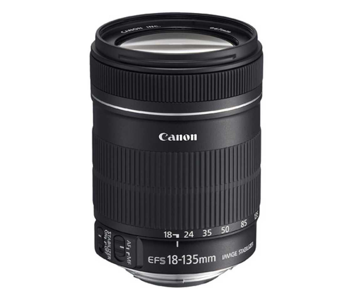 sewa lensa Canon-18-135mm