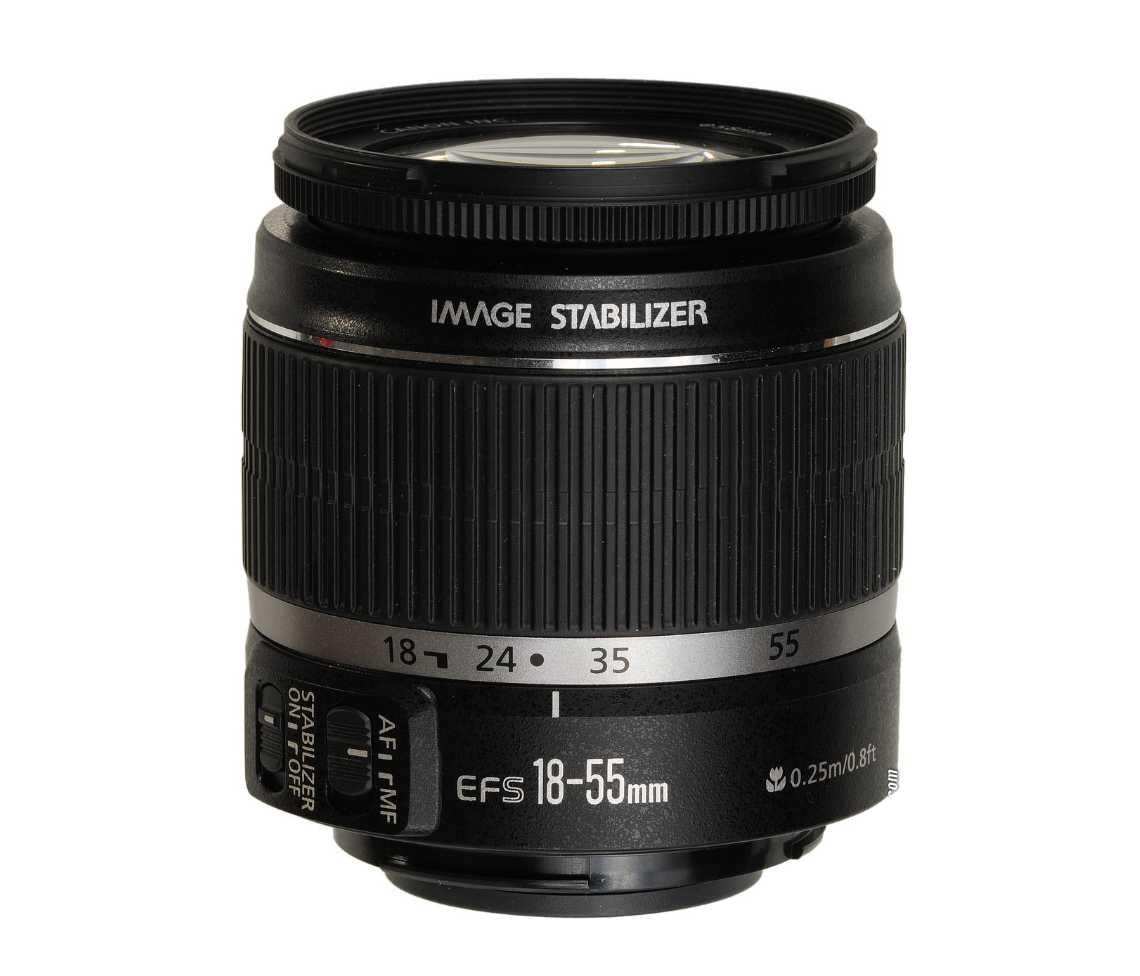 sewa lensa kit Canon-18-55mm murah-jogja