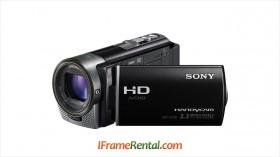 Rental Kamera Handycam Sony CX130 di Jogja