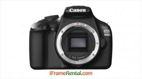 Rental Kamera DSLR Canon 1100D di Jogja