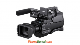 Rental Kamera Video Sony HXR MC1500P di Jogja