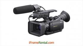 Rental Kamera Sony HXR NX70 di Jogja