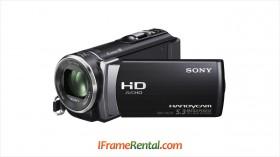 Rental Kamera Handycam Sony CX210 di Jogja