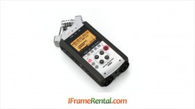 Rental Zoom H4N Audio Recorder di Jogja
