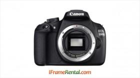 Rental Kamera Canon 1200D di Jogja