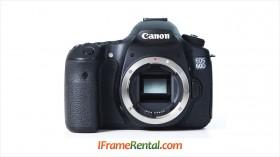 Rental Kamera DSLR Canon 60D di Jogja