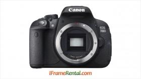 Rental Kamera DSLR Canon 700D di Jogja