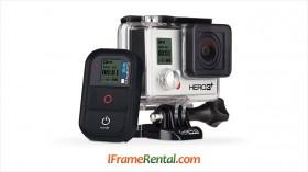Rental Kamera Sport Underwater GoPro Hero 3+ di Jogja