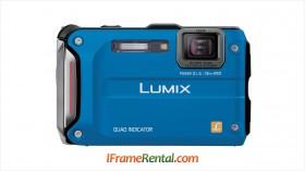 Sewa Kamera Underwater Panasonic Lumix di Jogja