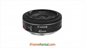 Rental Lensa Fix Canon EF 40mm di Jogja