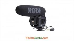 Rental Microphone DSLR Rode Videomic Pro di Jogja