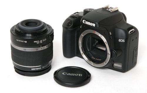 Rental Canon EOS 1000D