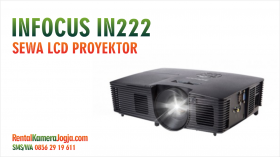 Sewa-LCD-Proyektor-INFOCUS-IN222-di-Jogja