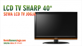 Sewa-LCD-TV-SHARP-AQUOS-40-Inchi-Jogja