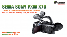 Sewa-Kamera-Video-Sony-PXW-X70-di-Jogja