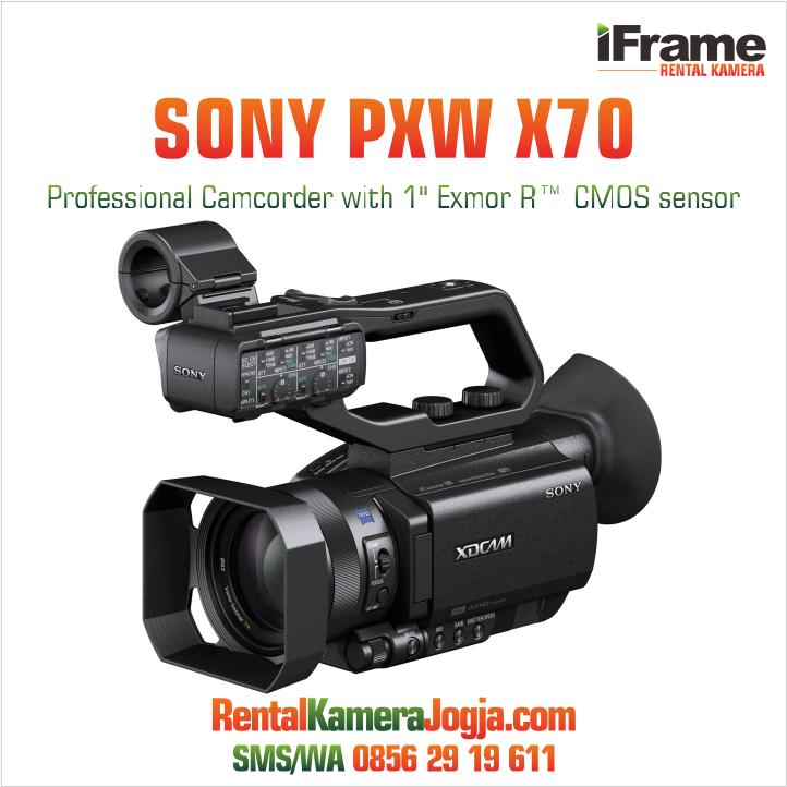 Sony-PXW-X70