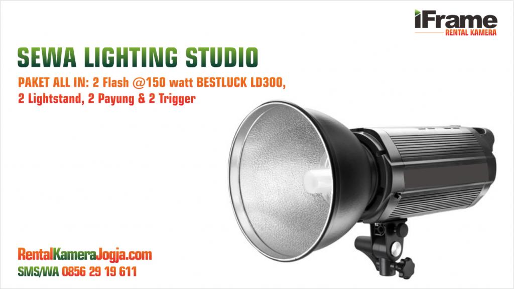 Sewa Lighting Studio Bestluck LD-300