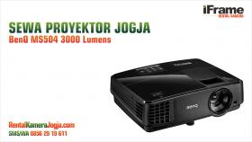 Sewa-LCD-Proyektor-BenQ-MS504-3000-Lumens-di-Jogja