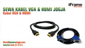 Sewa Kabel VGA Jogja
