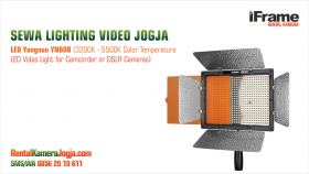Sewa-Lighting-Video-Yongnuo-YN600-di-Jogja