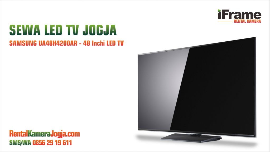 sewa-led-tv-samsung-48-inchi-jogja