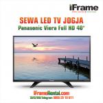 Sewa LED TV Panasonic Jogja