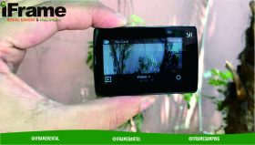 sewa kamera xiaomi yi II 4k