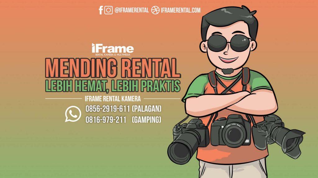 IFRAME Rental Kamera Sewa Kamera Jogja