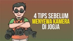 Tips Menyewa Kamera