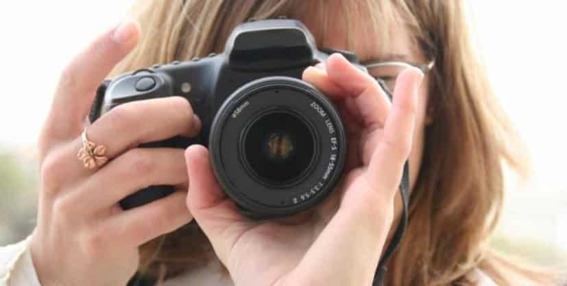cara memotret close up