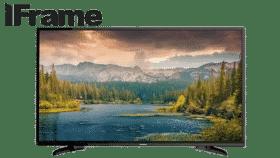 LED TV Panasonic 55 inch 1 rentalkamerajogjacom