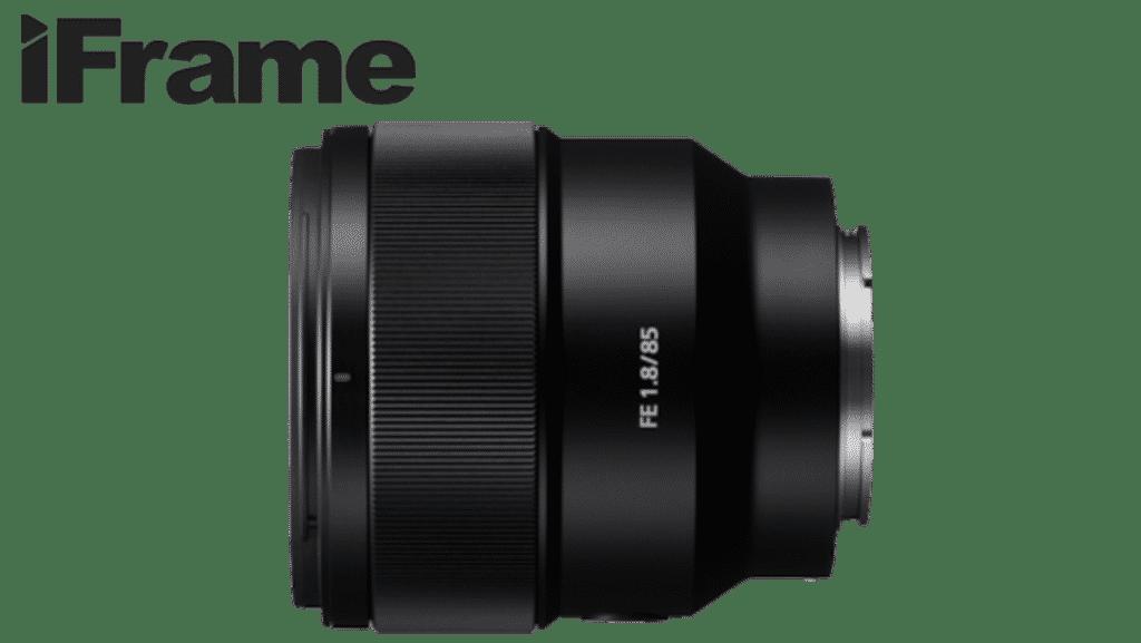 Sony E-Mount 85 mm F1.8 rentalkamerajogjacom